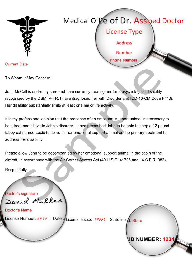 ESA-Sample-Letter-Zoomed