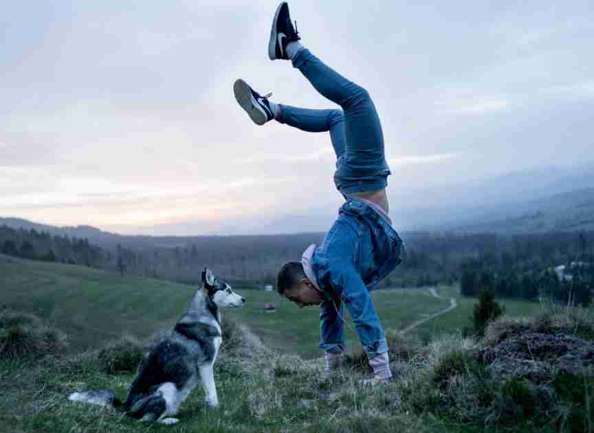 5 Ways to Play and Exercise with Your Dog Outdoors