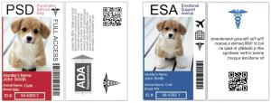 ESA ID cards